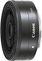 Об'єктив Canon EF-M 22mm f/2 STM (5985B005)