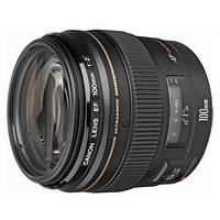 Об'єктив Canon EF 100mm f/2.0 USM (2518A012)