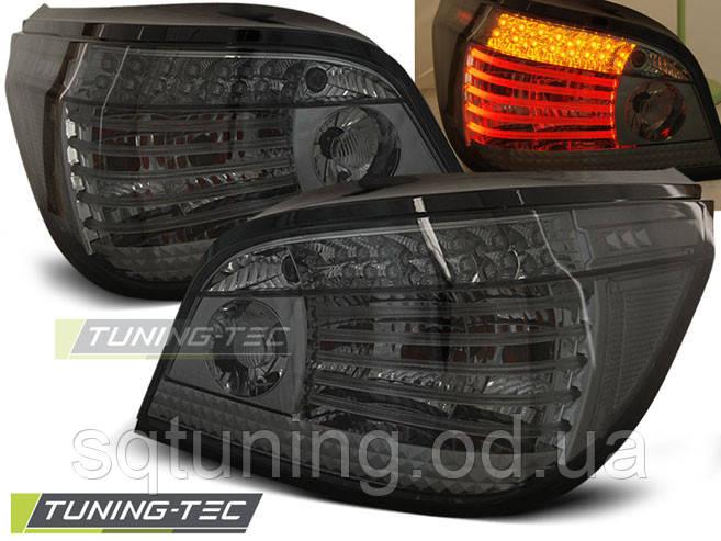 Задні ліхтарі BMW E60 07.03-07 SMOKE LED