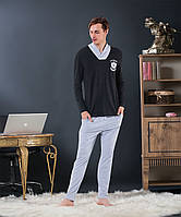 Трикотажная пижама для мужчины