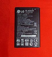 Аккумулятор Батарея LG K10 K420n / BL-45A1H Б/У!!! Оригинал