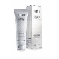Зубная паста NANO отбеливающая реминерализирующая с гидроксиапатитом WhiteWash 75 мл