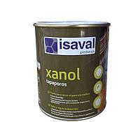 КСАНОЛ порозаполнитель - полиуретановая грунтовка на водной основе, прозрачная (уп. 2.5 л)