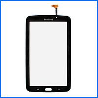 Тачскрин (сенсор) для Samsung T210 Galaxy Tab 3 7.0, T2100, P3200, (версия Wi-fi), черный