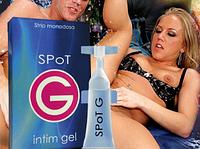 Spot G (Спот Джи) – возбуждающий гель для оргазма