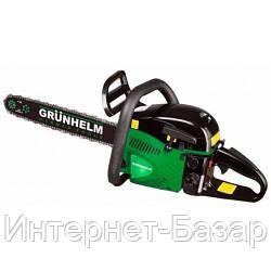 Бензопила Grunhelm GS 5200М Professional