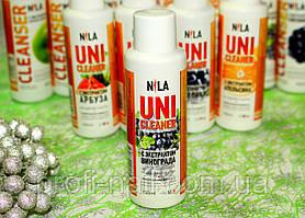 Жидкость для снятия гель-лака Nila Uni-Cleaner (виноград) 100 мл.