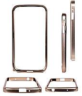 Бампер для Samsung G530H/G531H Galaxy Grand Prime Bumper Metalic Slim Золотой