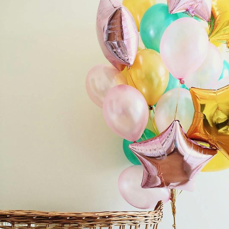 Букет из шаров с доставкой на дом в Днепре