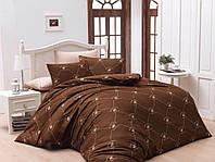 Комплект постельного белья из ранфорс люкс (хлопок) (евро размер)