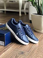 Мужские оригинальные кроссовки Polo Ralph Lauren Hugh, фото 1