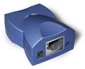 TCP/IP сервер последовательного порта RS-232 100BaseT Tibbo DS 202, конвертор RS-232 — Ethernet
