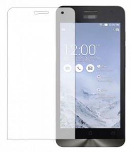Захисна плівка для телефону Epik-Calans Crystal Asus Zenfone 5