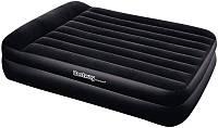 Надувная кровать двухспальная BESTWAY 67403 со встроенным насосом 220В, 203-163-48см , фото 1