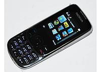 """Мобильный телефон Nokia s322i на 2 Sim 2,2"""" экран"""