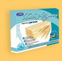 Хлебцы пшеничные с морской капустой, Хлебцы-Удальци, 100 г