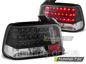 Задние фонари BMW E36 12.90-08.99 SEDAN BLACK LED