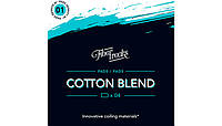 FIBER FREAKS / BOITE COTTON BLENDS DENSITE 1 15 sachets (AC09-CTBL-DN1)