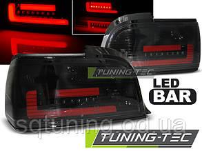 Задние фонари BMW E36 12.90-08.99 SMOKE BAR LED