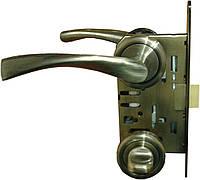 Ручка дверная с защелкой Manera