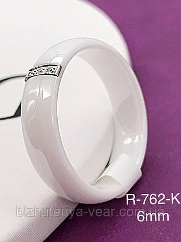 Кольцо  Керамика R-762(10,11), фото 2