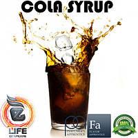 Ароматизатор TPA Cola Syrup Flavor (Сироп Кола)