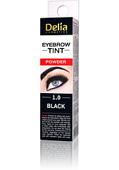 Краска для бровей - хна в порошке Delia Cosmetics Eyebrow Tint HENNA TRADITIONAL 2 г.