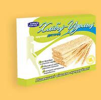 Хлебцы пшеничные овсяная-кукурузные, Хлебцы-Удальци, 100 г