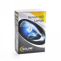 Комплект ксеноновых ламп Solar HB3(9005) 4300K 35W