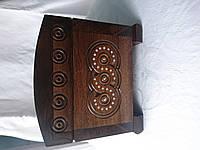 Дерев'яна  різна скринька ручної роботи