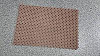 Грязезащитный коврик под дверь  600х400 мм