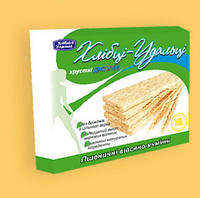 Хлебцы пшеничные овсяно-ячменные, Хлебцы-Удальци, 100 г