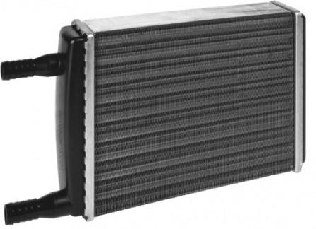 """Радиатор печки, радиатор отопителя ГАЗ 3302 Газель """"Прамо"""" D16 с/о (3302-8101060-01)"""