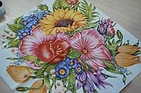 Салфетка Полевые цветы.