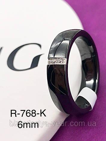 Кольцо Керамика R-768(10,11), фото 2