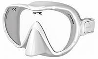Маска для снорклинга Seac Sub X-Frame Evo; белая
