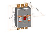 Автоматичний вимикач ВА 77-1-1600 1600А, фото 2