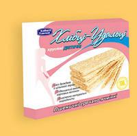 Хлебцы пшеничные гречишно-ячменные, Хлебцы-Удальци, 100 г