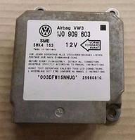 Блок управління airbag для Volkswagen Golf IV, Bora 1J0909603