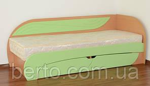 Кровать односпальная детская 80*200 Сонько Летро