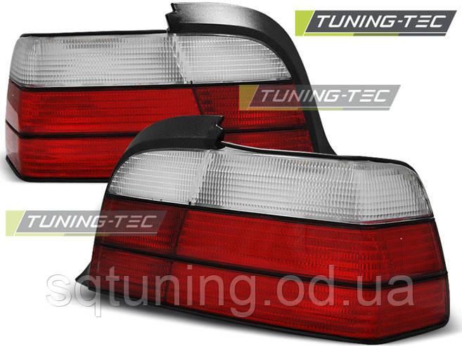 Задні ліхтарі BMW E36 12.90-08.99 RED WHITE M3
