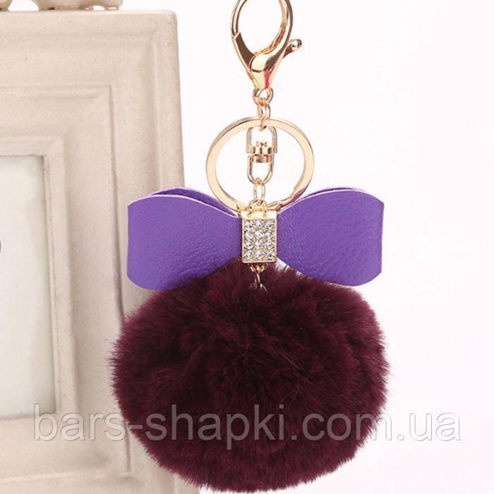 Оригинальный брелок, цвет фиолетовый