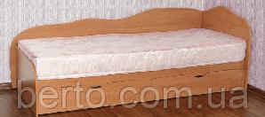 Кровать односпальная детская 80*200 Сплюх Летро