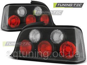 Задние фонари BMW E36 12.90-08.99 BLACK