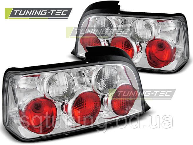 Задні ліхтарі BMW E36 12.90-08.99 CHROME