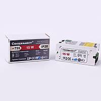 Блок питания для светодиодной ленты 12v 48w УЗКИЙ IP67 герметичный
