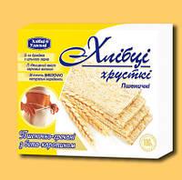 Хлебцы пшенично-гречневые с бета-каротином, Хлебцы-Удальци, 100 г