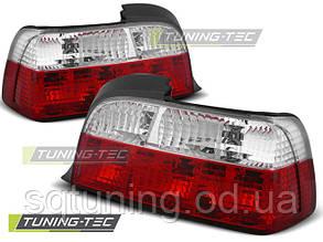 Задние фонари BMW E36 12.90-08.99 RED WHITE