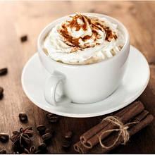 Алмазная вышивка Кофе со сливками