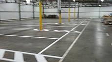 Разметка дорог, парковок, складов, фото 3